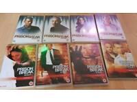 Prison break dvds job lot