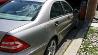 Mercedes 4matic c240 2005 for sale