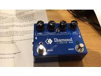 Diamond J Drive MK3 guitar pedal