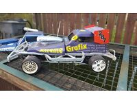 RC Petrol Stock Car large scale 1/5