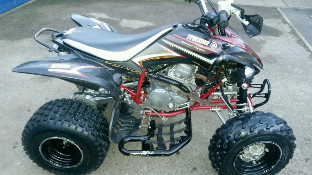 yamaha yfm 250 quad special edition in leicester leicestershire gumtree. Black Bedroom Furniture Sets. Home Design Ideas