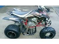 Yamaha yfm 250 quad special edition