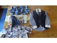 Boys Smart Shirts & Accessories 8yrs