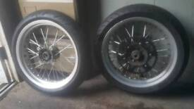 super moto wheels and tyres