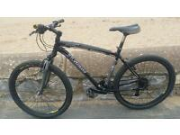 2015 specialised rockhopper se bike with front suspension