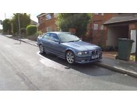 1998 bmw 323i 323 coupe auto fitted with m3 bodykit e36 THIS IS not A 320 328 325 320i 328i 325i