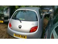 +++ 2004 FORD KA COLLECTION 1.3 CHEAP FIRST CAR LONG MOT LOW MILEAGE ALLOY WHEELS +++