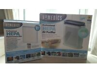 Homedics Air Purifier AR-20 with brand new replacement filter