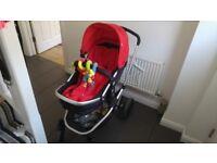 Mothercare Xpedior Travel system / pram / stroller / car seat