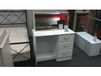 Dressing table with mirror - British Heart Foundation