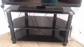 BLACK GLOSS TV STANDS FOR SALE.