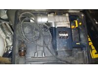 Titan SDS Plus drill
