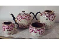 Beautiful antique style tea set