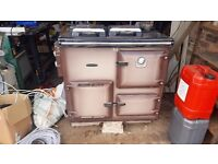 Rayburn Heat Ranger Oil Fired Heating & Hot Water/Oven
