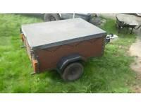 4x3 trailer