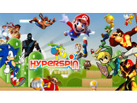 8tb Hyperspin Arcade for PC - 365 x System wheels (90,000+ games) for sale  Chessington, Surrey