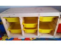 Wanted Ikea trofast units as pic