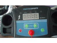 Prestige treadmill