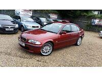 2001 BMW 3 Series 3.0 330i Sport a pleasure to drive