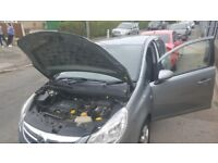 2011 VAUXHALL CORSA NEW SHAPE WITH SERVICE HISTORY