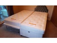 Windsor Bed Company - Pocket Guest Bed - Trundle Pull Out - 3 Position Bed