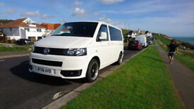 VW T5 TRANSPORTER 2009 1.9TDI SWB T30 CONVERTED CAMPERVAN FOR SALE.