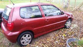For sale vw polo 1.4 petrol