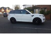 £350 (7hrs) Weddings, Range Rover Sport Hire all day, Special Events,Ball & Proms Chauffer Provided