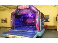 Bouncy castles and disco domes for hire ( Brand new castles for 2017 )