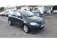 VW FOX 1.2 PETROL DRIVE LIKE NEW CAR ONLY 36K MILEAGE 11 PLATE WARRANTY IS AVAILABLE VERY CLEAN CAR