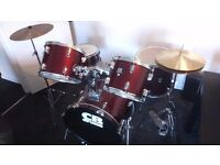 CB SP Series Drum Kit Good Condition