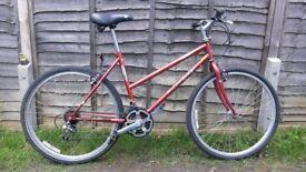 Ladies' / women's Ridgeback MountainSport 26 inch hybrid bike