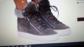 Guiseppe trainers bnib size 6/39