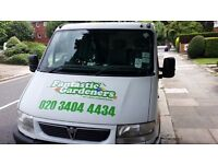 Excellent Gardening Services in Fulham, London.