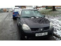 RENAULT CLIO FULL YEAR MOT EXCELENT CONDITION