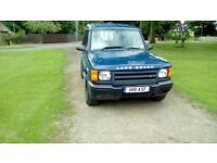 Land Rover Discovery Td5 51 Plate 4x4 114000