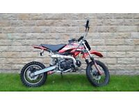 125cc Orion pitbike