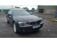 BMW, 7 SERIES LONG WHEEL BASE, Saloon, 2008, Semi-Auto, 2993 (cc), 4 doors