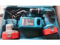 Makita 8391D cordless drill