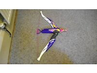 nerf rebelle bow