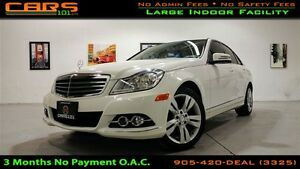 2013 Mercedes-Benz C-Class 300 4MATIC | Bluetooth| Satellite Rad