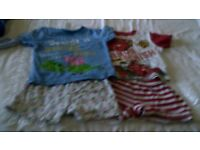 selection baby clothes 18 months - to 2 years