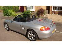 Porsche Boxster (2000) For Sale. 87,000 miles. £5,250