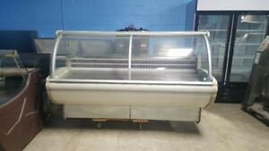 7 FT MEAT DISPLAY COOLER