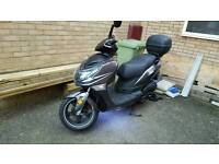 Lexmoto scooter 125 for sale