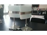 2 lovely table lamps