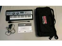 Microkorg XL Synthesiser with Bag
