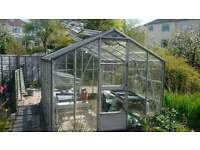 12 x 8 Greenhouse with autovent