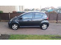 Reliable Toyata Aygo, Low mileage and cheap road tax