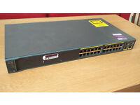 Cisco Catalyst 2060-24TC-L switch
